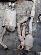 Выхлопная система. Toyota Camry Prominent Двигатели: 4VZFE, 1VZFE