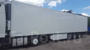 Krone SD. Полуприцеп-рефрижератор + TermoKing SLX300 2012, 24 000 кг.