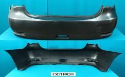 Бампер Задний Nissan Almera G15 `12-16 п/тум. п/катаф. п/крюк