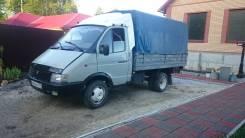 ГАЗ 33021. Газель 33021, 2 500 куб. см., 1 500 кг.