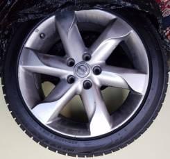 "Колеса Nissan 18"". 7.5x18 5x114.30 ET-40 ЦО 66,1мм."