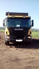 Scania P. Scania p-400 самосвал, 12 740 куб. см., 35 000 кг.