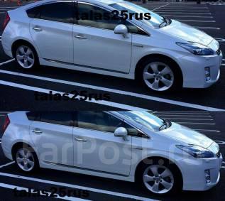 Накладка на дверь. Toyota Prius, ZVW35, ZVW30L, ZVW30