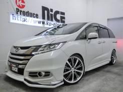 Honda Odyssey. вариатор, передний, 2.4, бензин, 18 000 тыс. км, б/п. Под заказ