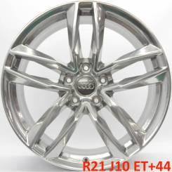 Audi. 10.0x21, 5x130.00, ET44, ЦО 71,6мм.