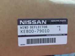 Дефлекторы и ветровики.