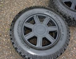 Продам отличный комплект литья с шинами Bfgoodrich 2013 г. в. 8.0x18 6x139.70 ET15 ЦО 77,8мм.