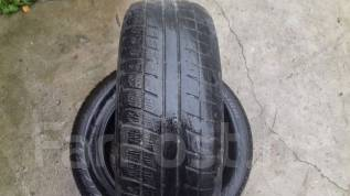 Bridgestone Blizzak Revo2. Зимние, без шипов, износ: 90%, 2 шт