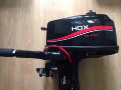 HDX. 5,00л.с., 2х тактный, бензин, нога S (381 мм), Год: 2016 год
