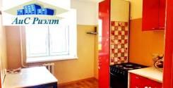 2-комнатная, улица Мусоргского 13д. Седанка, агентство, 57,0кв.м. Кухня
