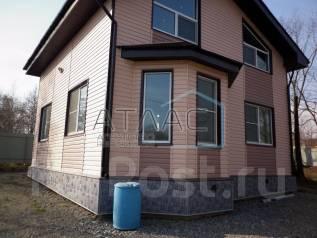 Продаётся новый загородный дом в п. Шмидтовка в Надеждинском районе. Тупик Морской 2, р-н п. Шмидтовка, площадь дома 130 кв.м., централизованный водо...