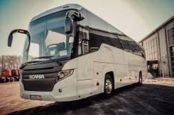 Scania. Автобус Touring междугородний в Томске, 13 000 куб. см., 51 место