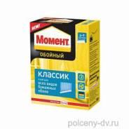 Клей обойный МОМЕНТ Классик, 200 гр.
