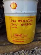 Shell. Вязкость 20W-20, минеральное