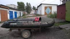 SMarine. 2011 год год, длина 3,65м., двигатель подвесной, 30,00л.с., бензин