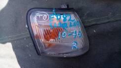 Габаритный огонь. Toyota Starlet, EP82