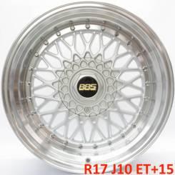BBS Super RS. 10.0x17, 5x112.00, 5x120.00, ET15, ЦО 74,1мм.