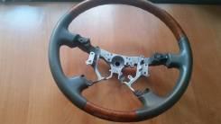 Руль. Toyota Land Cruiser, HDJ101, HDJ101K, HDJ100, HDJ100L Двигатели: 1HDT, 1HDFTE