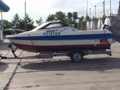 Yamaha SR-17. Год: 1991 год, длина 4,46м., двигатель подвесной, 80,00л.с., бензин