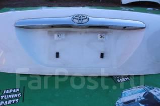 Накладка крышки багажника. Toyota Mark II, GX110, JZX110