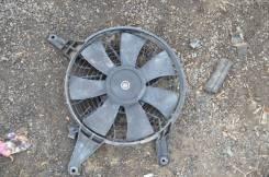 Вентилятор радиатора кондиционера. Mitsubishi Pajero, V93W, V73W, V75W, V97W, V78W, V77W Двигатель 6G75