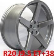 Vossen CV3-R. 9.5x20, 5x112.00, ET38, ЦО 66,6мм.