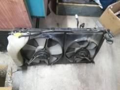 Радиатор охлаждения двигателя. Subaru Legacy, BD5, BG5 Двигатель EJ20R