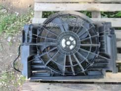 Вентилятор охлаждения радиатора. BMW X5, E53 Двигатель M54B30