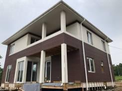 Продается отличный, новый дом 210 кв. м. в Шмидтовке. Улица Ветеранов 4, р-н Шмидтовка, площадь дома 210 кв.м., централизованный водопровод, электрич...