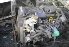 Двигатель в сборе. Toyota Hilux, LN106 Двигатель 3L