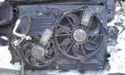 Диффузор. Volkswagen Touareg