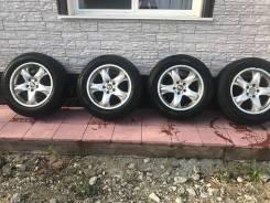 Pirelli Scorpion Ice&Snow. Зимние, без шипов, 2003 год, износ: 20%, 4 шт