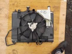 Радиатор охлаждения двигателя. Nissan Wingroad, JY12, Y12 Nissan Tiida Latio, SC11, SJC11 Nissan Tiida, C11, C11X, JC11 Двигатели: HR15DE, MR18DE