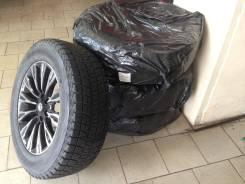 Шины Bridgestone 275/60R20 115R . + диски Nissan Patrol Y62 2010+. 8.0x20 6x139.70 ET35