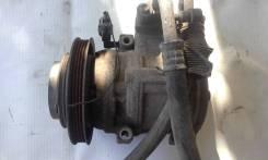 Компрессор кондиционера. Toyota Caldina, ST191G Двигатель 3SFE
