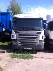 Scania P. Продам углевоз-зерновоз 400 с п/пр. Тонар95234 в Новосибирске, 12 740 куб. см., 45 000 кг.