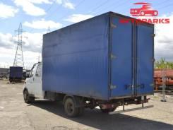 ГАЗ 3310. Грузовик борт-тент ГАЗ Валдай 2790, 2 500 куб. см., 1 250 кг.