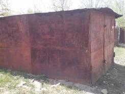 Гаражи металлические. р-н Кневичи
