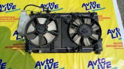 Радиатор охлаждения двигателя. Honda Airwave, GJ1 Двигатель L15A
