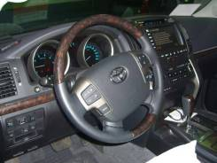 Переключатель на рулевом колесе. Toyota Land Cruiser, VDJ200, URJ200, URJ202, UZJ200 Двигатели: 3URFE, 1VDFTV, 1URFE, 2UZFE. Под заказ