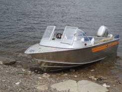 Wellboat. Год: 2017 год, длина 4,60м., двигатель подвесной, 50,00л.с., бензин