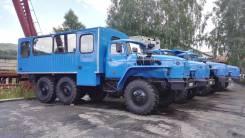 Урал 32551-0013-41. Урал вахтовый автобус, 11 150 куб. см., 22 места