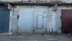 Гаражи капитальные. улица Добровольского 20, р-н Тихая, 35 кв.м., электричество. Вид снаружи