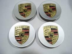 """Колпачки диска ЦО (заглушка диска) центрального отверстия Porsche 75мм. Диаметр 18"""", 4 шт."""