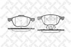 Колодки дисковые п.\ Ford Focus C-MAX 1.6i-2.0TDCi, Mazda 3 1.4i-2.0CRDT 03>