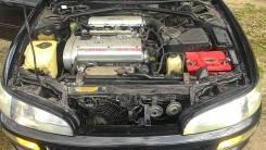 Двигатель в сборе. Toyota Corolla Levin Двигатель 4AGE