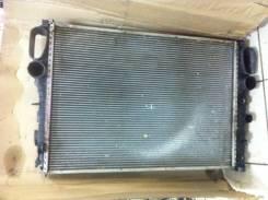 Радиатор охлаждения двигателя. Mercedes-Benz E-Class, W211