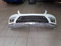 Бампер. Mercedes-Benz GL-Class, X166