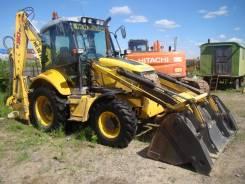 New Holland B90B. Продается Экскаватор-погрузчик , 4 500 куб. см., 1,00куб. м. Под заказ