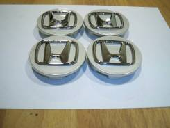 """Колпачки диска ЦО (заглушка диска) центрального отверстия Honda 69мм. Диаметр 17"""", 4 шт."""